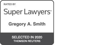 Gregory A. Smith, Esquire 2020 Super Lawyer