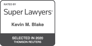 Kevin Blake, Esquire 2020 Super Lawyer