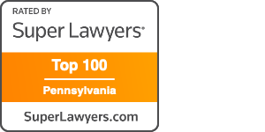 Kevin Blake, Esquire Top 100 Attorneys List